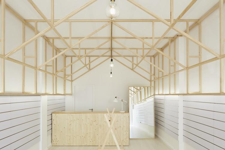 Glam Space / Bruno Dias arquitectura, © Hugo Santos Silva