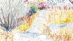 O desenho no projeto da paisagem / Edward Hutchison