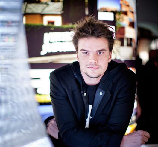 Bjarke Ingels, una de las 100 personas más influyentes según la revista TIME, © DAC / Jakob Galtt