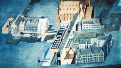 Clássicos da Arquitetura: Ampliação do Parlamento Holandês / OMA