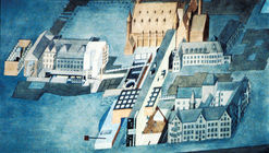Clásicos de Arquitectura: Ampliación del Parlamento Holandés / OMA