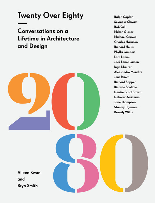 Discovering Design: Legends of New York City Design and Architecture, Twenty Over Eighty book cover