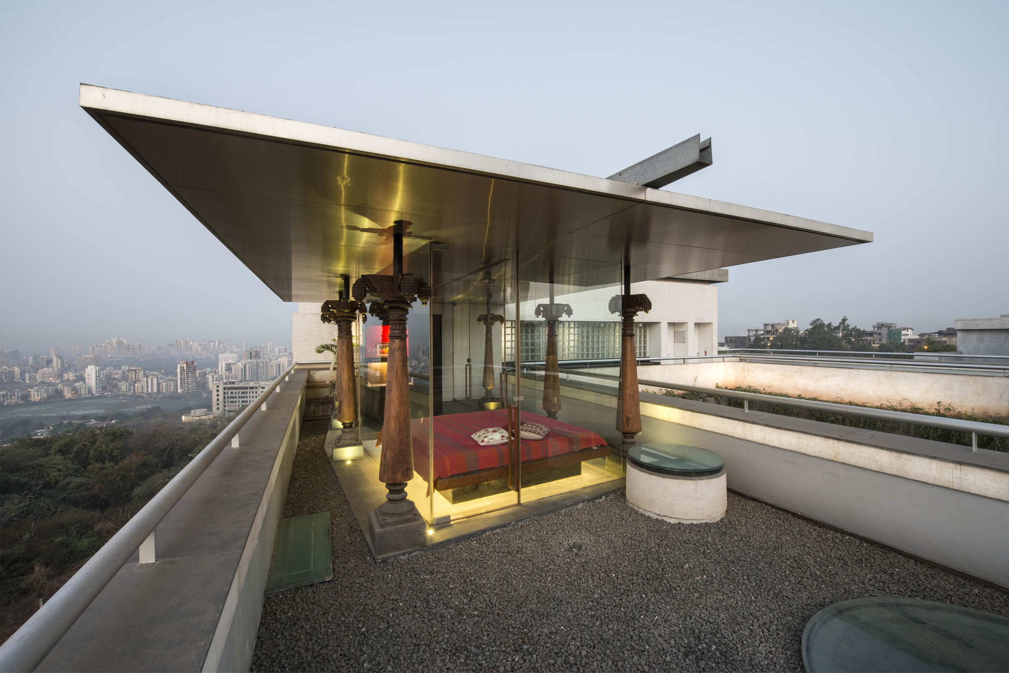 Gallery of collage house s ps architects 6 for Architecture originale