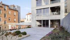 Refurbishment and Extension of the City Hall  / Zoomfactor Architectes