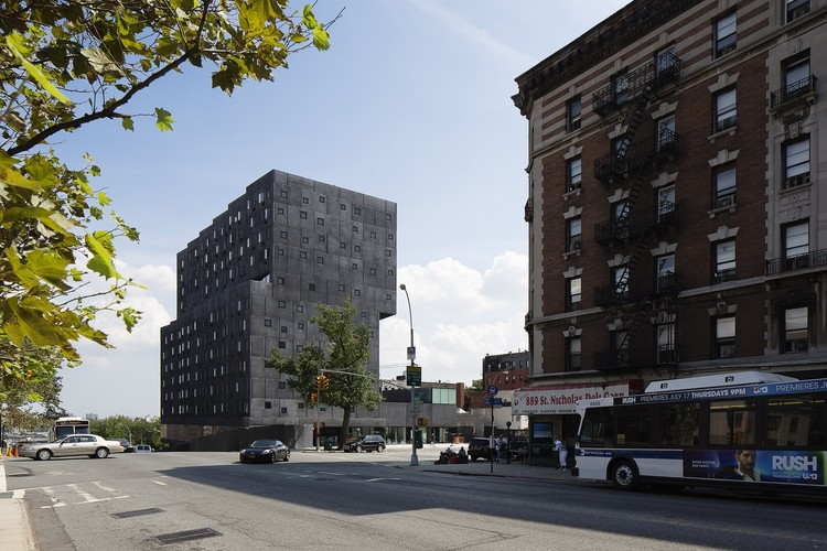 Sugar Hill / Adjaye Associates, © Ed Reeve