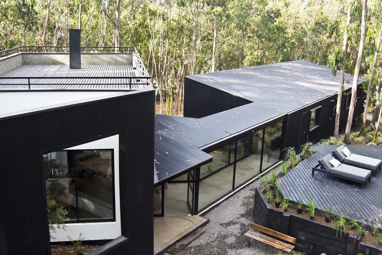 Casa Aguas Claras  / Alfredo Comandari, © Vicente García M.
