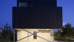 Villa + / Inarchitects