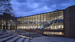 Medgar Evers College Library  / ikon.5 architects