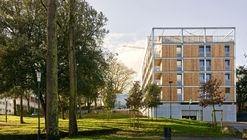 Callot B1 Housing  / Jacques Boucheton Architectes