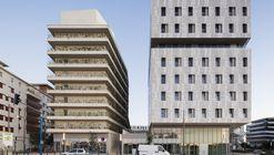 La Mantilla / Jacques Ferrier architecture