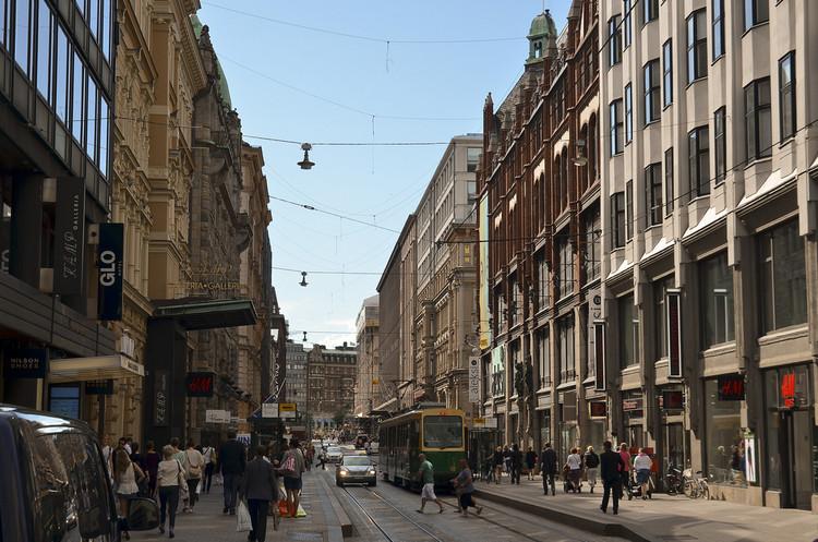 Helsinki, Finlandia. Image © antiapathy, vía Flickr