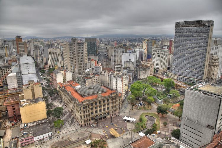 Sao Paulo, Brasil. Image © Ndecam, vía Flickr