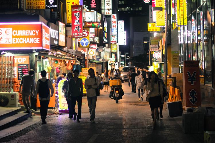 Seúl, Corea. Image © therealrealjd, vía Flickr