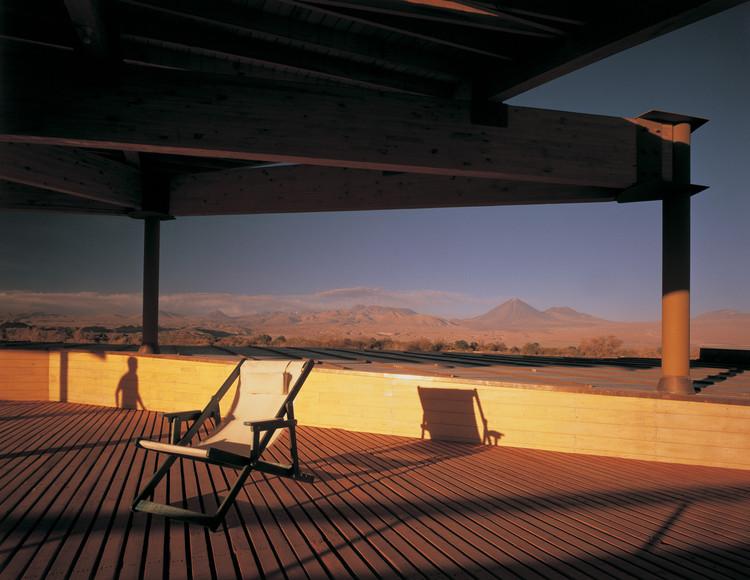 Hotel Explora en Atacama / Germán del Sol, © Guy Wenborne. Cortesía de Igor Fracalossi