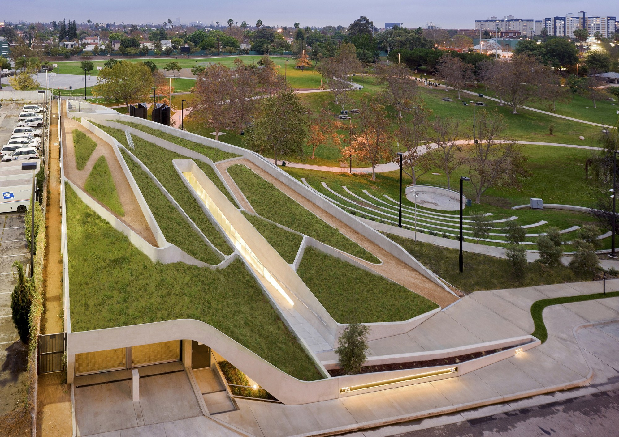 los angeles museum of the holocaust belzberg architects
