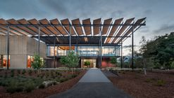 Stanford University Central Energy Facility / ZGF Architects
