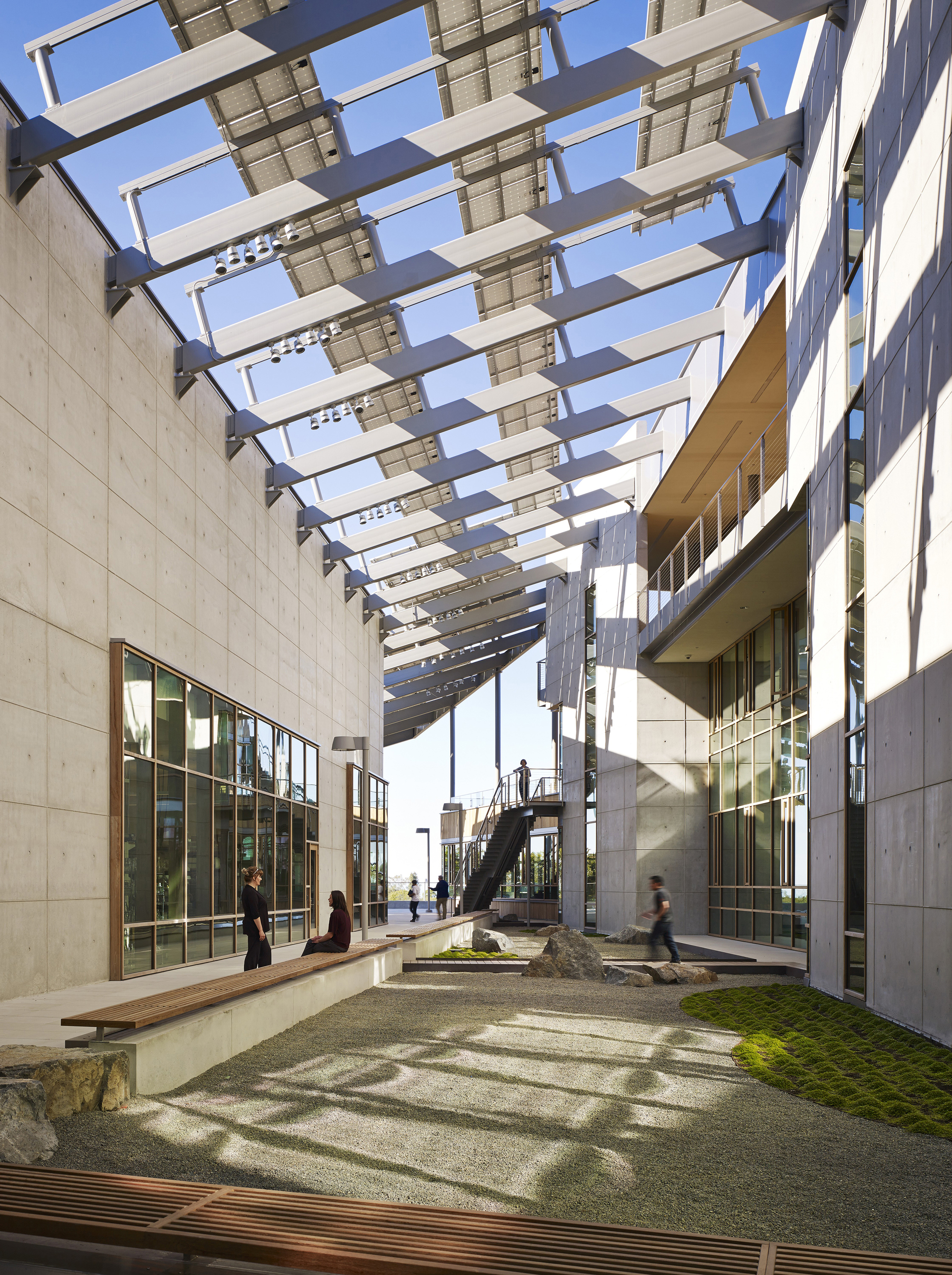 Gallery Of Aia Names Top 10 Most Sustainable Projects Of