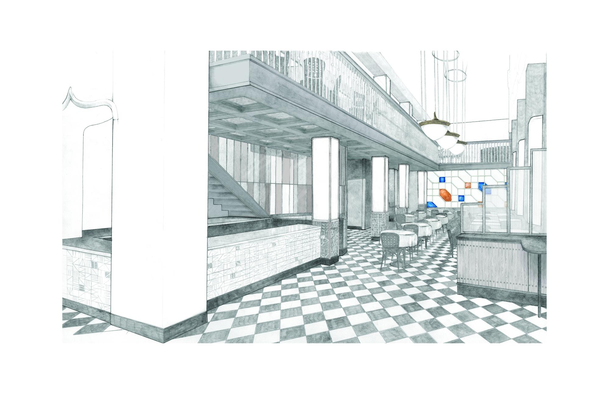 Gallery of ace hotel downtown la commune design 31 for Design hotels la