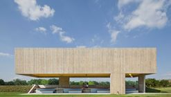Pavilhão do Webb Chapel Park / Studio Joseph