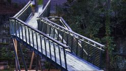Passarela Smith Creek / design/buildLAB