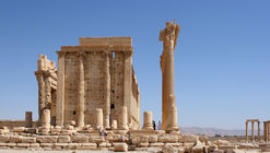 Saving Palmyra: A Discussion with Yale's Cultural Heritage Expert Stefan Simon