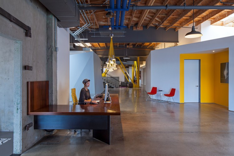 Framestore LA / DHD Architecture + Interior Design + RAC Design ...