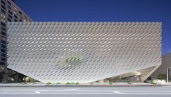 Museo The Broad / Diller Scofidio + Renfro