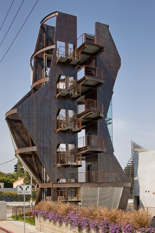 Gallery Of Samitaur Tower Eric Owen Moss Architects 20
