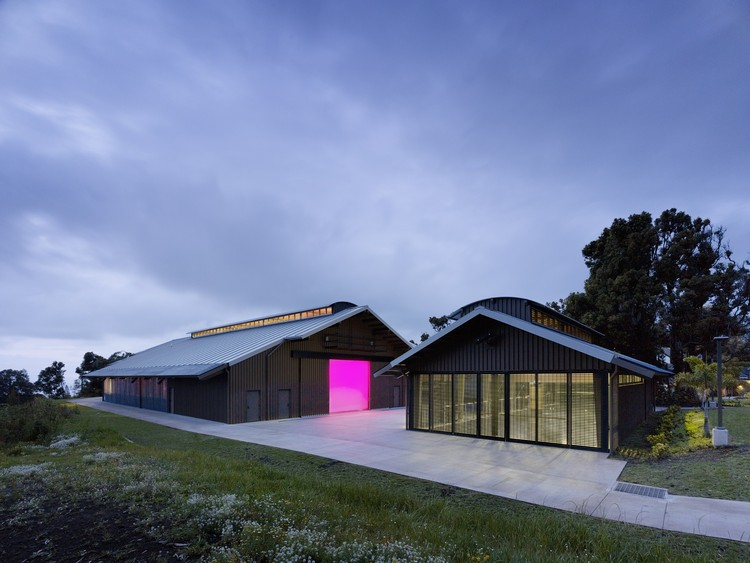 Centro de Arte Creativo Seabury Hall / Flansburgh Architects, © Matthew Millman