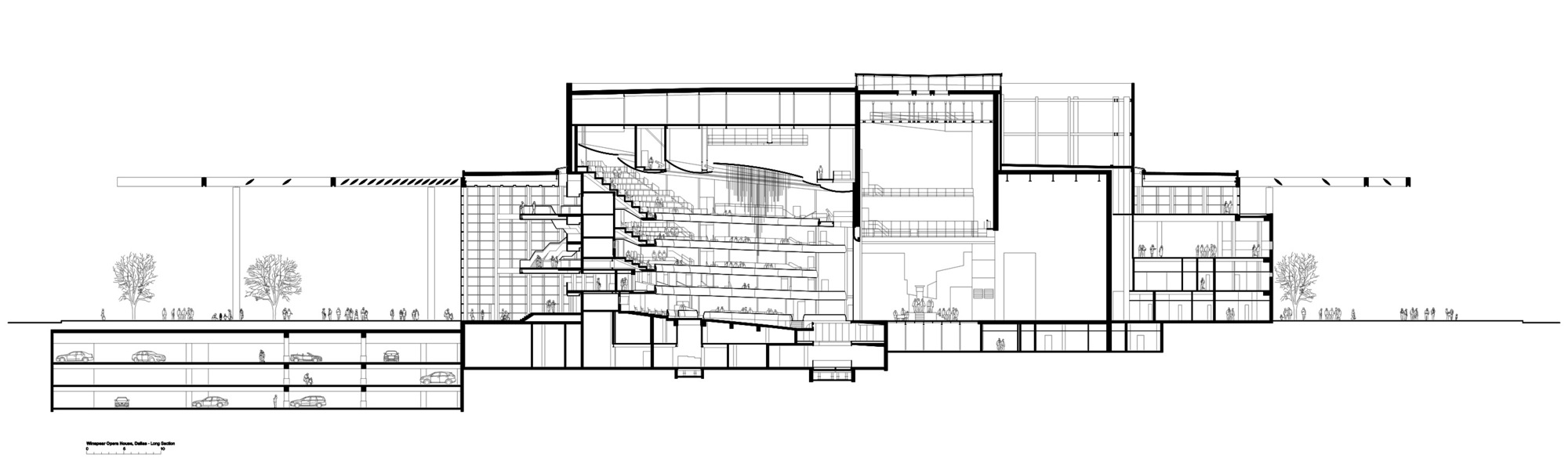Gallery Of Winspear Opera House Foster Partners 38