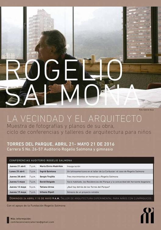 Rogelio Salmona, la vecindad y el arquitecto, vía Centro de divulgación y medios Facultad de Artes Universidad Nacional de Colombia