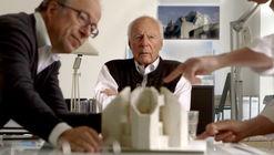 Gottfried Böhm: el hijo, nieto, marido y padre de arquitectos