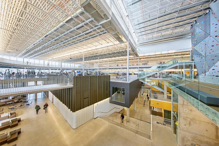 The Active Living Centre / Cibinel Architects  + Batteriid Architects, © Jerry Grajewski