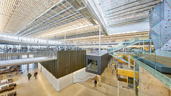 The Active Living Centre / Cibinel Architects  + Batteriid Architects