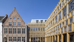 Deventer City Hall / Neuteings Riedijk Architecten