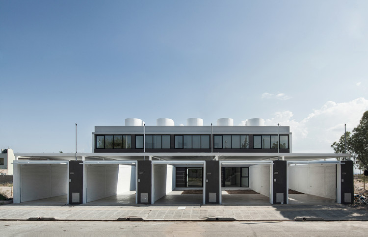 5DAVC  / M2G Arquitectos, © Maju Franzan