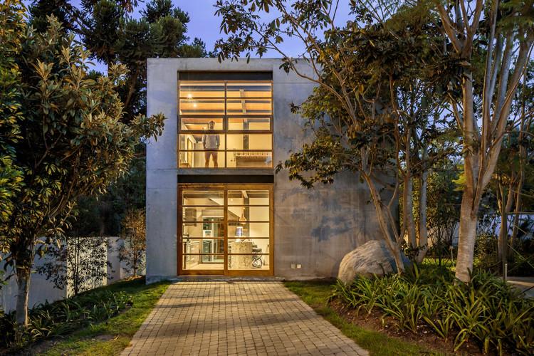 Casa Cubo / Diez+Muller Arquitectos, © Sebastian Crespo