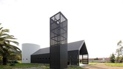 Totihue Chapel / Gonzalo Mardones Viviani