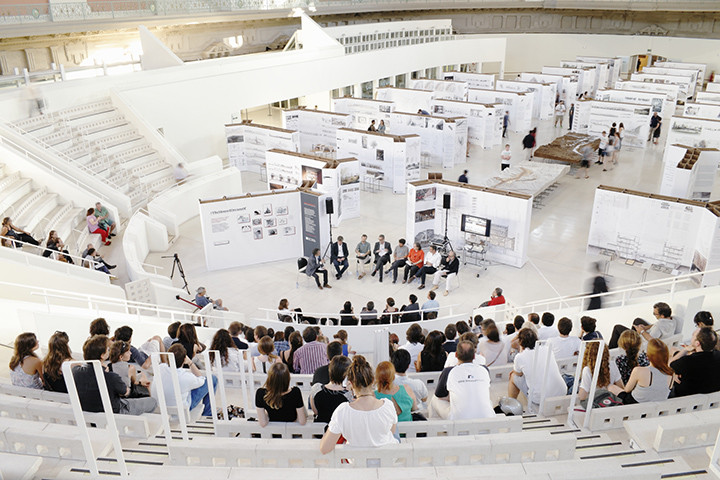 Become an International Architect at the UIC Barcelona School of Architecture, Courtesy of UIC Barcelona School of Architecture