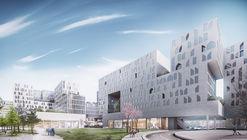 AGi architects y Shift Process Practice obtienen segundo lugar por proyecto mixto en Irán