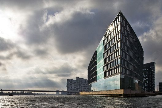 The Aller Media Building   / PLH Arkitekter