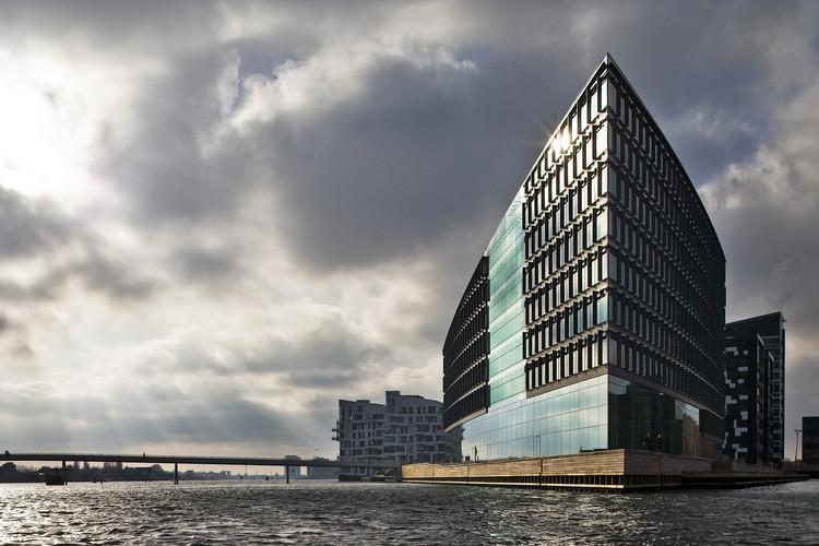 Edificio Aller Media / PLH Arkitekter, © Kontraframe