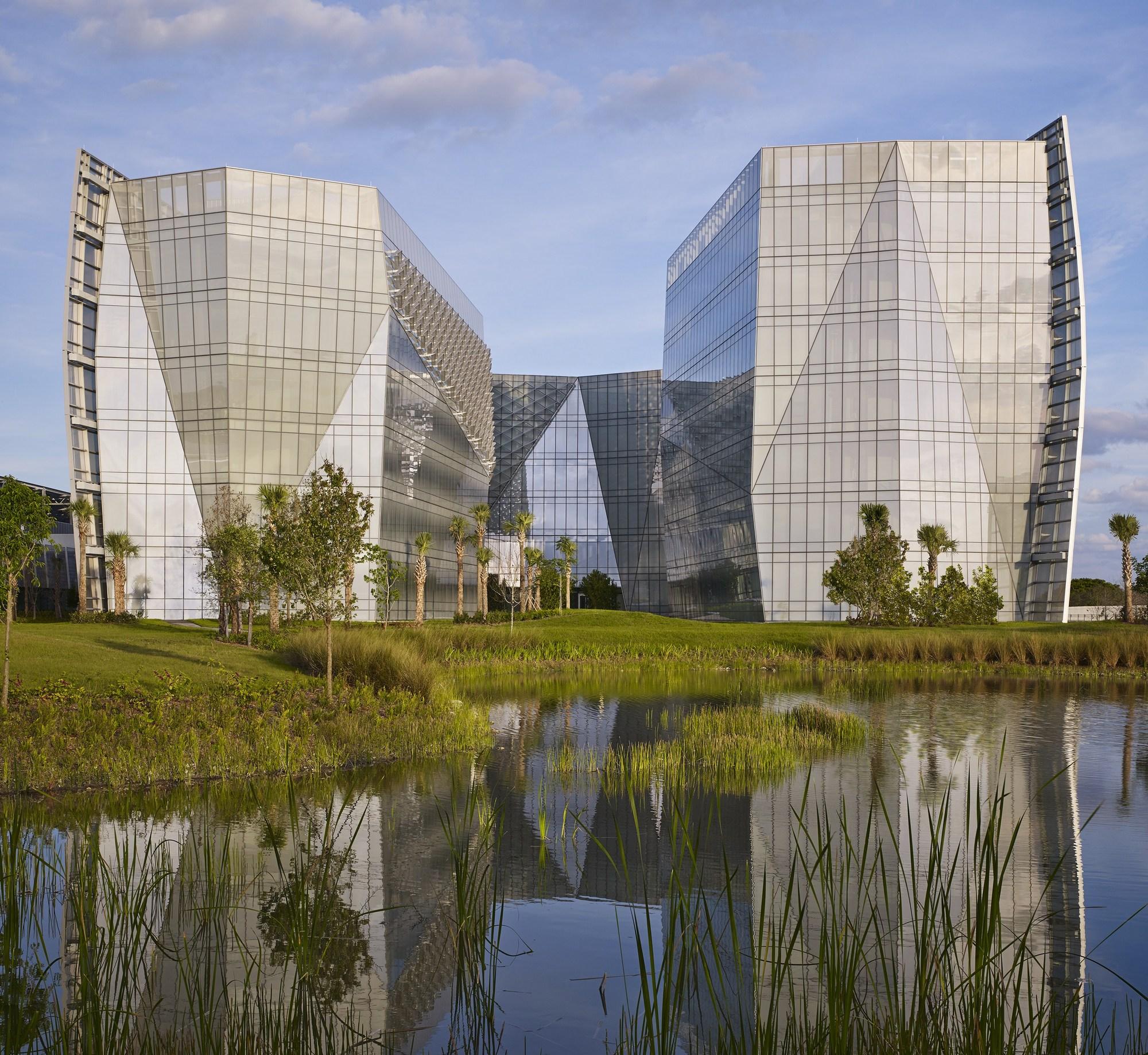Fbi South Florida Headquarters Krueck Sexton