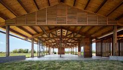 Pabellón Josey de la Fundación Dixon Water / Lake|Flato Architects