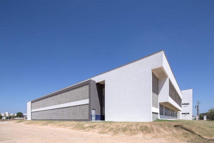 Campus Avançado UFC Russas / Rede Arquitetos + RI Arquitetura, © Joana França
