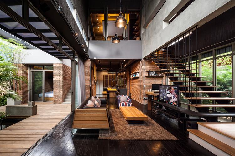 Dos casas en Nichada / Alkhemist Architects, © Ketsiree Wongwan