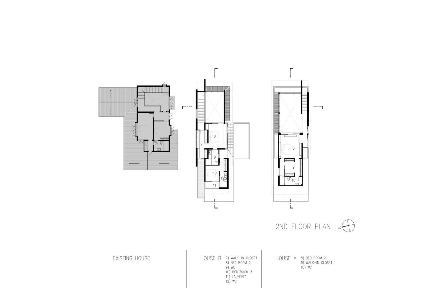 gallery of two houses at nichada alkhemist architects 23
