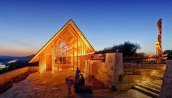Chapel at Rio Roca Ranch / Maurice Jennings + Walter Jennings Architects