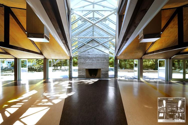 Shalom Institute Dining Hall / Lehrer Architects, Courtesy of Lehrer Architects