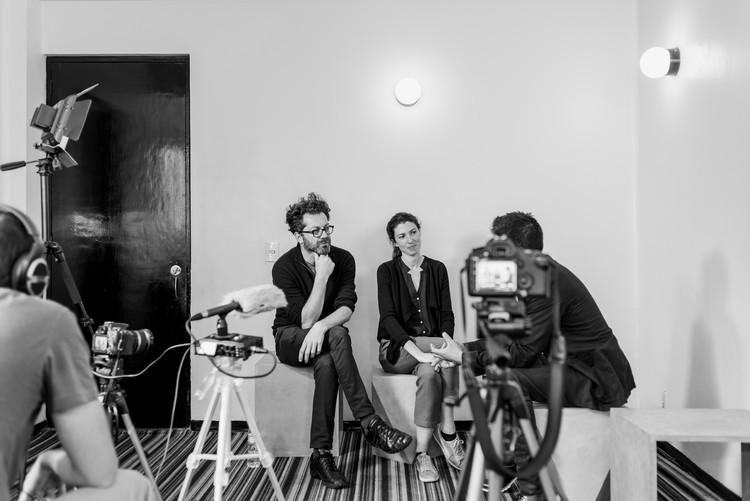 Bêka & Lemoine's Entire Filmography Acquired by MoMA, French-Italian Duo Bêka & Lemoine. Image Courtesy of Bêka & Lemoine